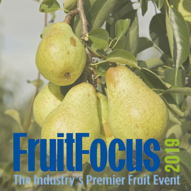 Frank P Matthews will be attending Fruit Focus 2019! 4
