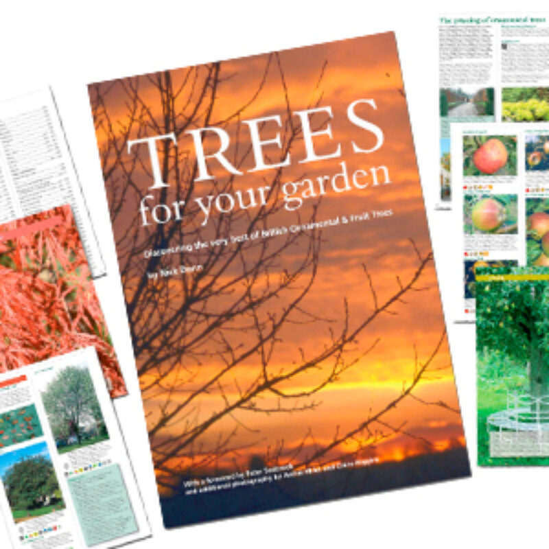 'Trees for your Garden' Book