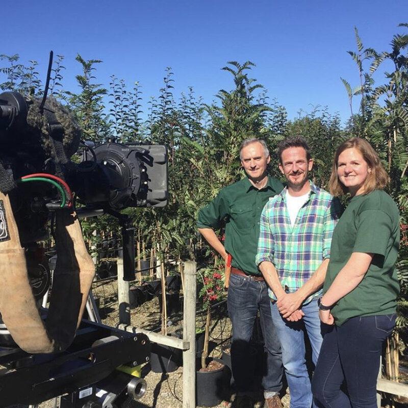 FPM on BBC Gardeners' World! 1